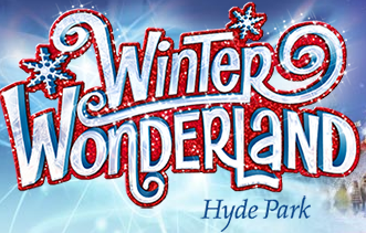 Winter Wonderland in Hyde Park