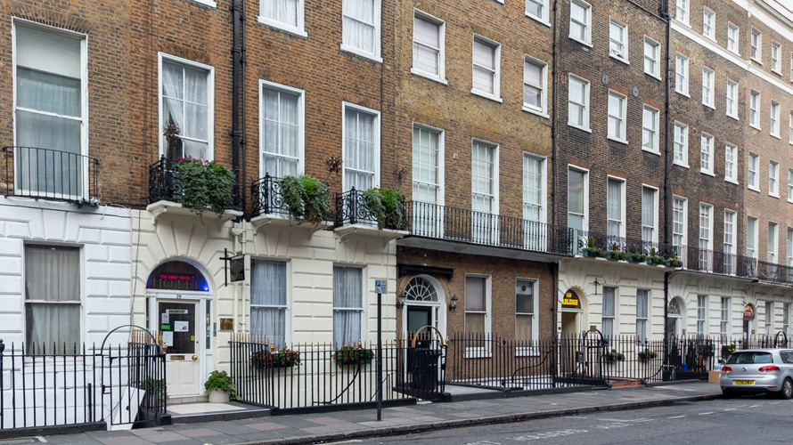 1 Bed Flat To Rent In West End W1 London