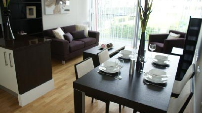 Flat  95, West Stand Apartments - Image